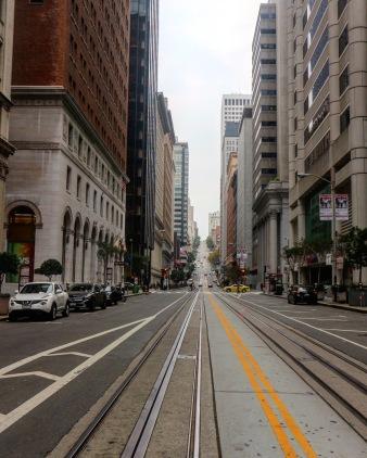 San fran street